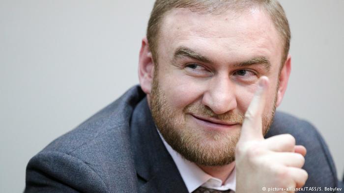 Сенатор Арашуков - буревестник эпохи позднего Путина