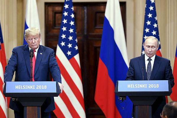Украина потребовала от США объяснить переговоры Путина и Трампа