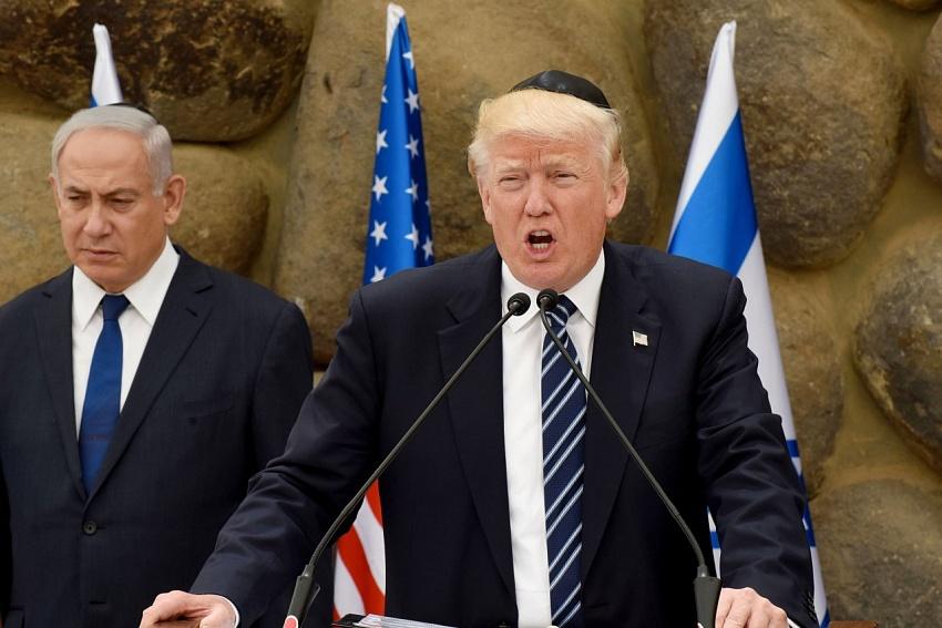 Признание Трампом Иерусалима усилит влияние России на Ближнем Востоке
