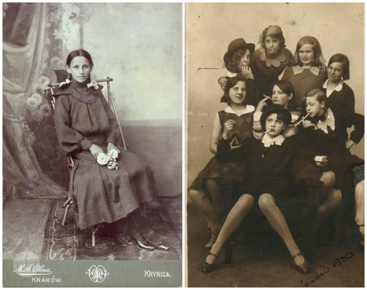 Как выглядели подростки 100 лет назад. Так ли сильно молодежь другая была?