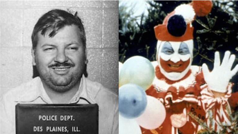 Серийный убийца, из-за которого многие люди боятся клоунов