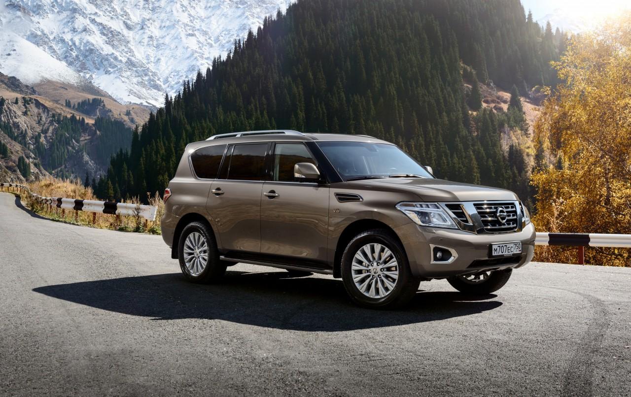 В России больше нельзя купить легендарный Nissan Patrol