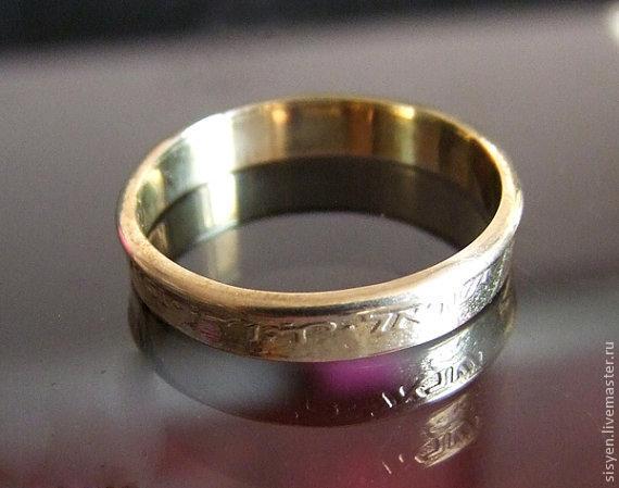 Делаем кольцо из монеты