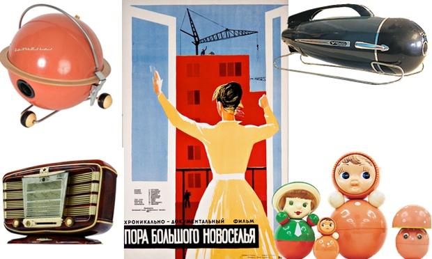 СССР боролся с США космическими пылесосами и хрущевками (The Guardian)