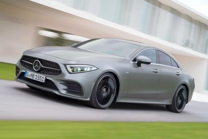 Объявлены российские цены нового Mercedes-Benz CLS