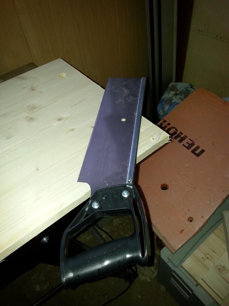 Этажерка в стиле лофт своими руками