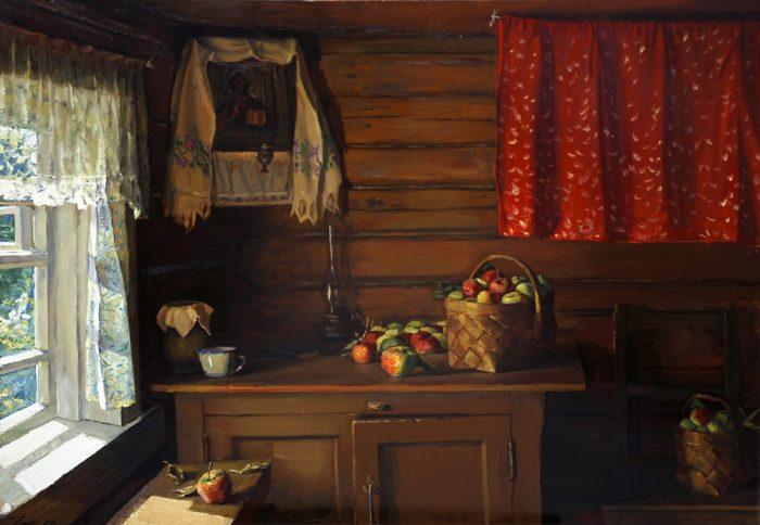 художник Григорий Чайников картины - 08