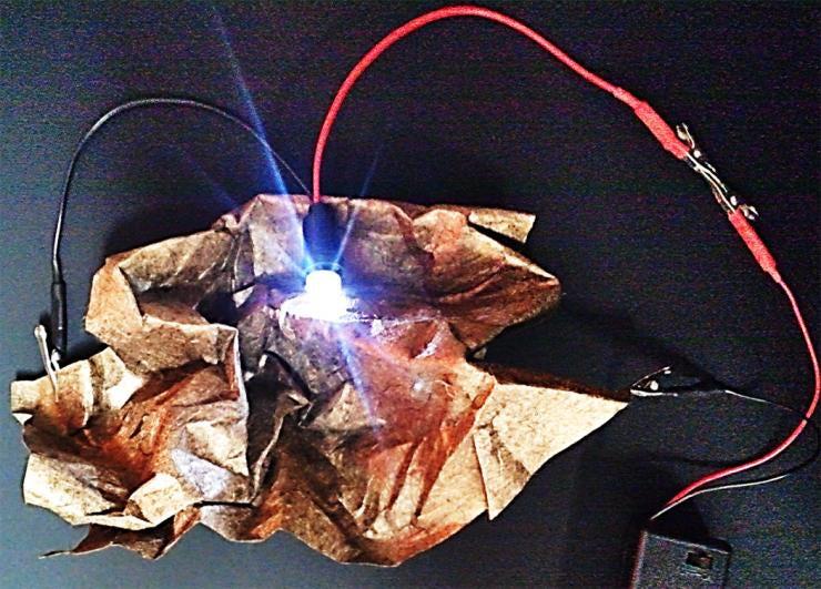 Разработан суперконденсатор с высокой плотностью энергии