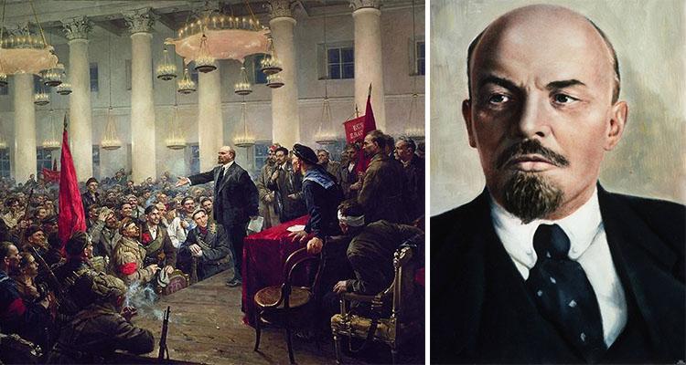 22 апреля — День рождения Ленина
