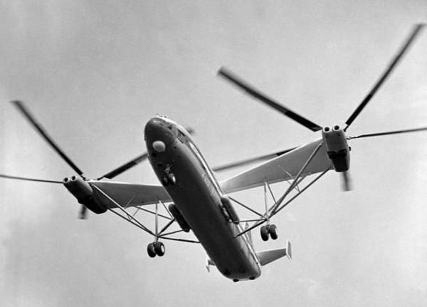 Ми-12: настоящий гигант вертолётостроения