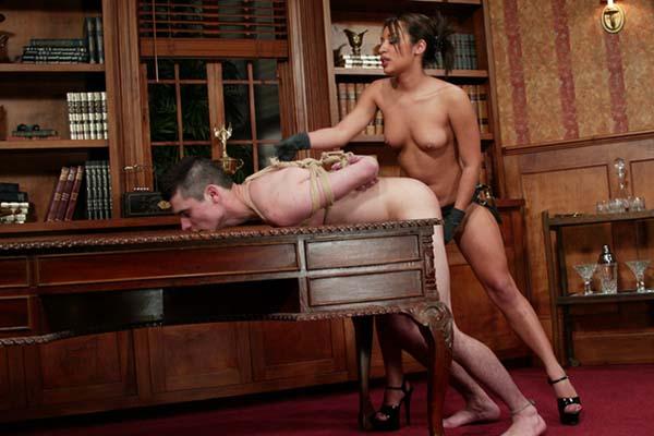 Секс с трапоном для мужщин