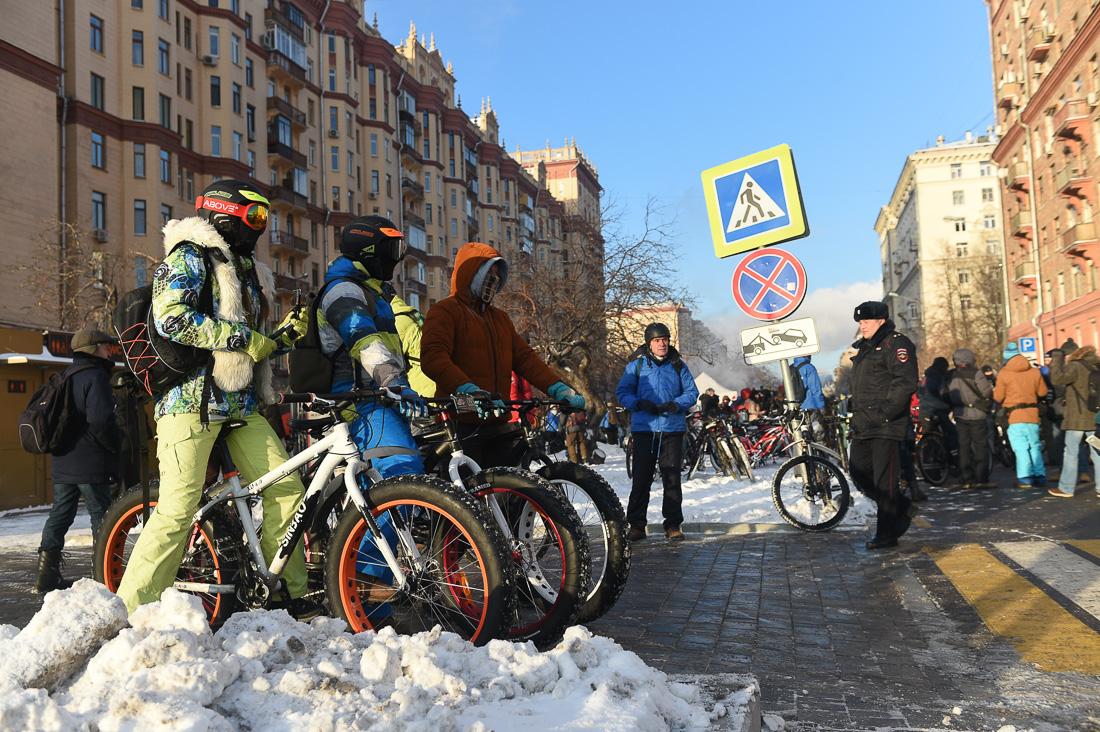 Правила жизни велосипедистов в России