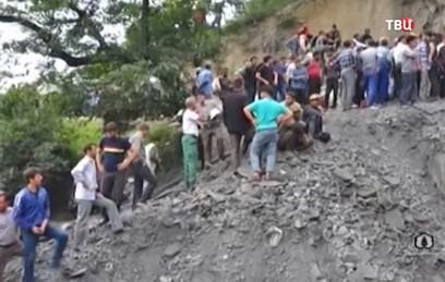 Жертвами взрыва на иранской шахте стали 35 человек
