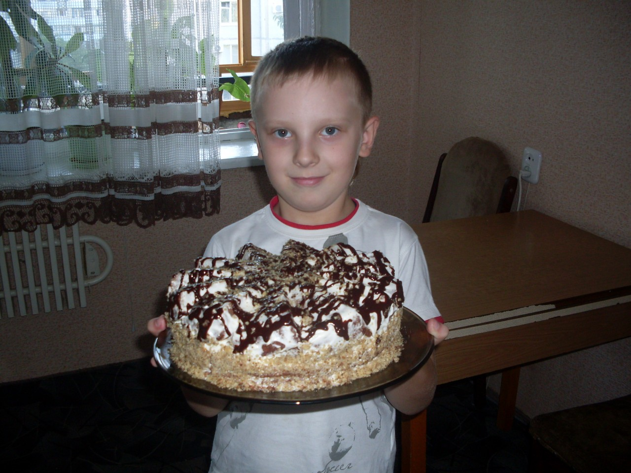 "торт ""Легкость"""