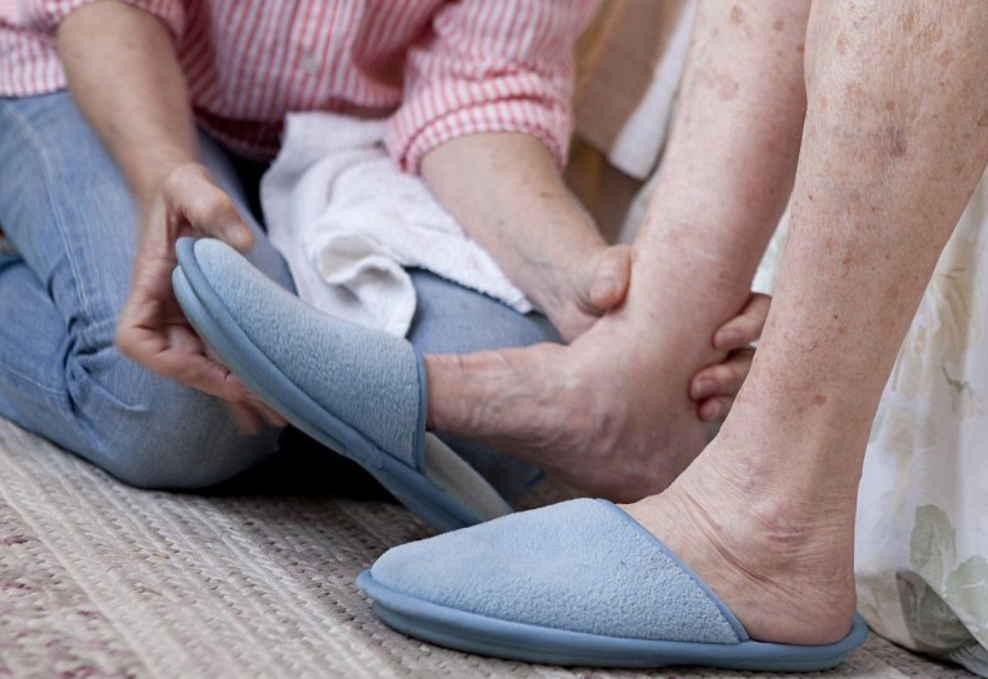 Хроническая полинейропатия - когда отказывают ноги. Что делать?