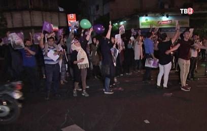 СМИ сообщают о высокой явке на выборах в Иране