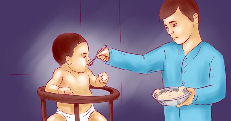 помощь в воспитании детей