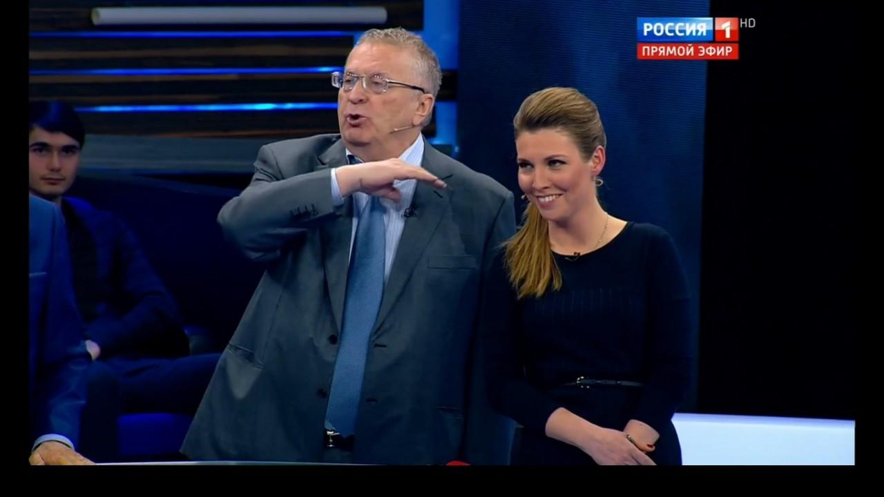 Жириновский жжет. Чубайс Жириновскому ответит?