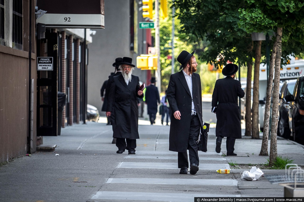 Еврейский Нью-Йорк: учись, молись, рожай