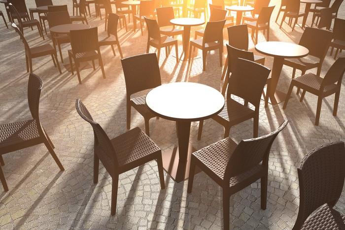 Столы для кафе ресторана: особенности выбора,рекомендации профессионалов