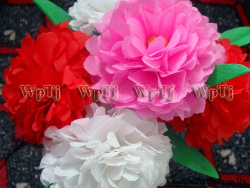 Мастер класс пионы, цветы из бумаги