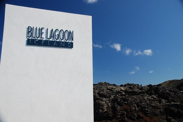 Голубая Лагуна в Исландии