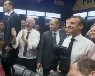 Футболисты сборной Франции п…