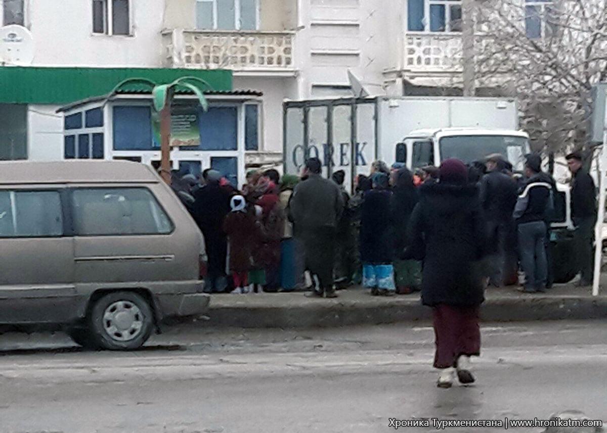 Когда закончились понты. Население регионов Туркменистана стало покидать страну