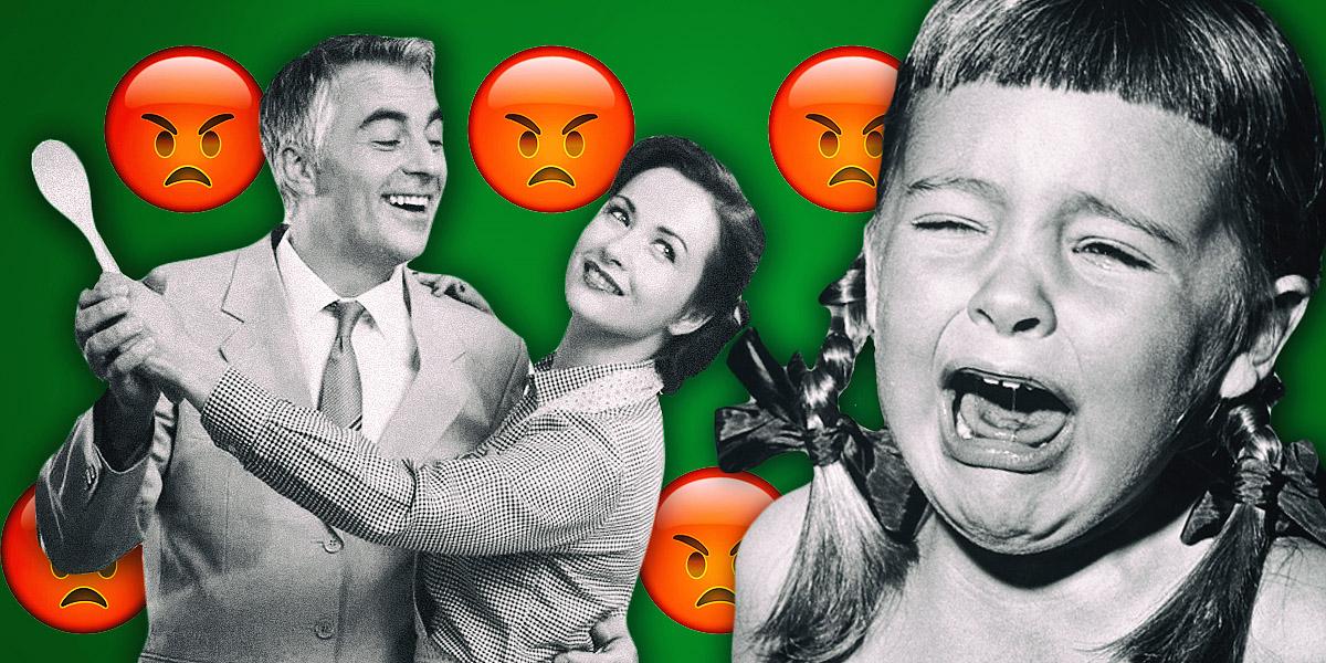 12 детей рассказывают, какие поступки родителей их бесят