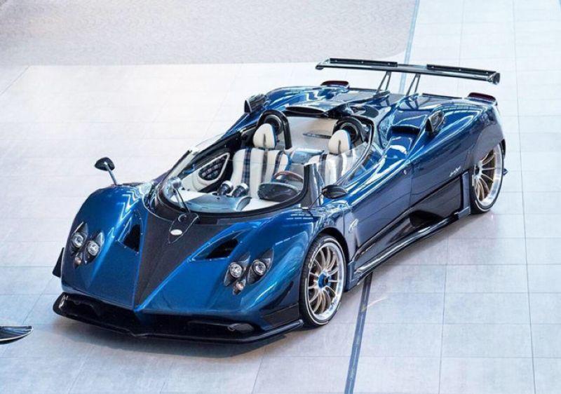 6 фотографий самой дорогой машины в мире