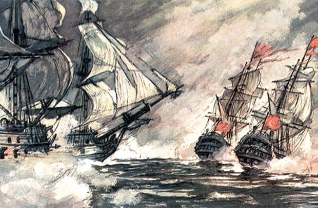 Керченская победа российского флота