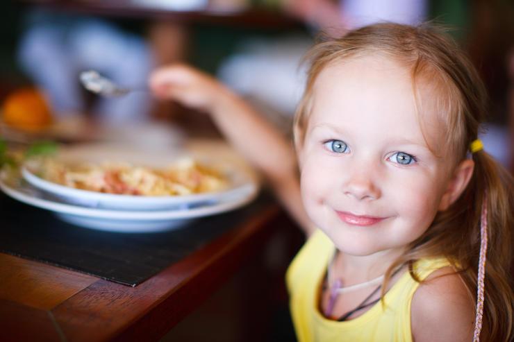 4 вкусных рецепта для детского обеда