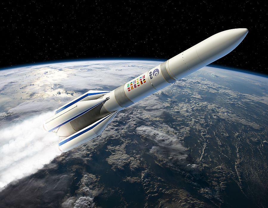 Ракету Ariane-6 можно будет …