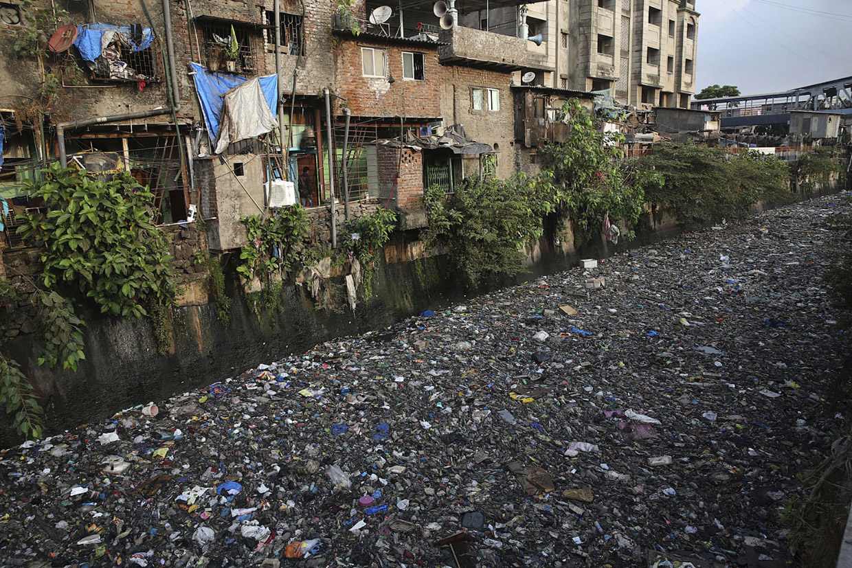 Наш пластиковый мир в фотографиях