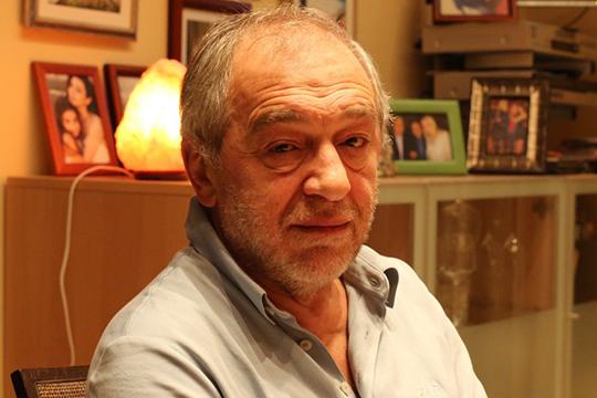 Скончался бизнесмен имеценат Левон Айрапетян