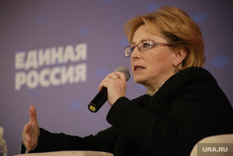 Глава Минздрава заявила о «запредельной смертности» на Урале