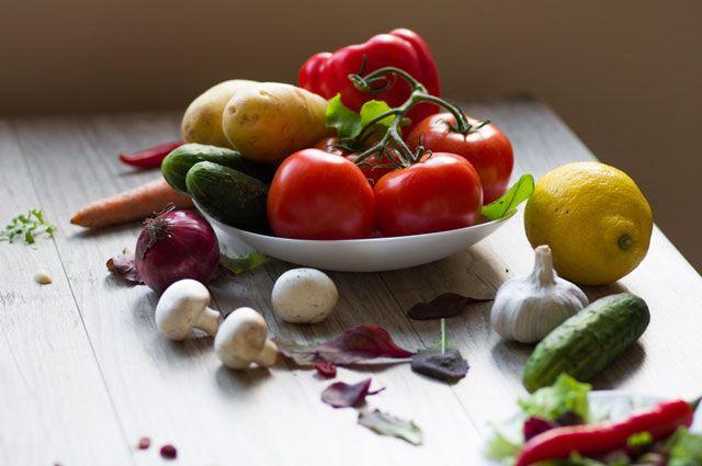 Нитраты: где именно в овощах…