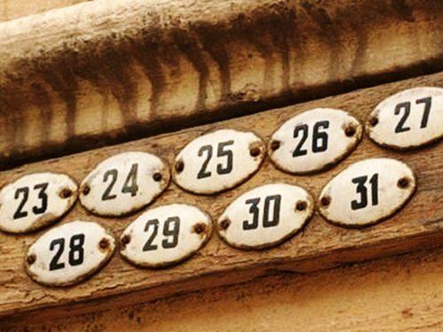 Влияние номера квартиры на в…