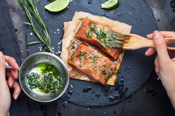 Море еды: как вкусно пригото…