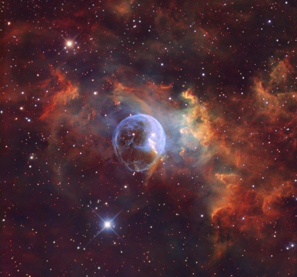 1113 Роберт Гендлер: Вселенная в цвете