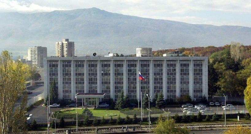 19. В Болгарии посольство, россия, фото, чиновники