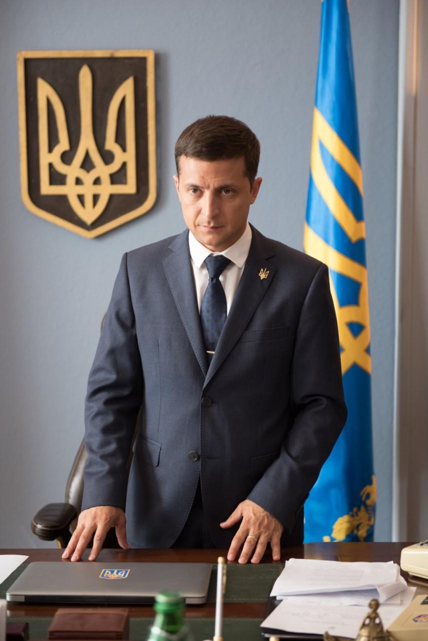 Владимир Зеленский – новый п…