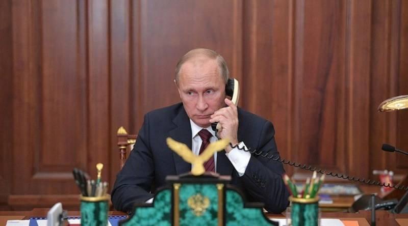 О чем договорились Путин и Нетаньяху
