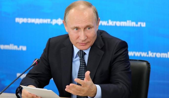"""Путин устроил Западу """"бурю в…"""