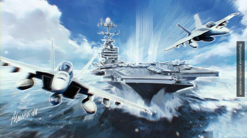«Русские свой шанс не упустят»: пять верных способов потопить новейшие авианосцы США