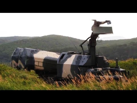 New Russian Weapons 2014 - Anti Ship space defence system