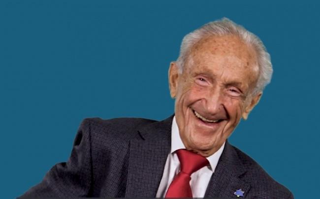 Ему 92, он пережил два концлагеря, и сейчас он счастливее многих людей