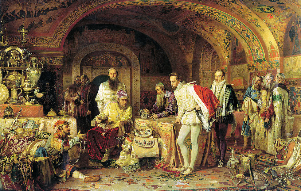 Как русские цари искореняли взятки и что получилось в итоге