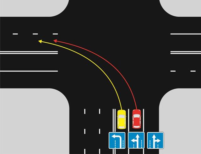 Кроме того, нужно знать, что согласно пдд на перекрестке строго запрещается передвижение задним ходом , так как это создаст множество помех остальным участникам движения.