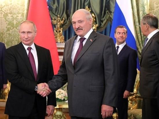 Лукашенко назвал Россию ангелом-хранителем и обвинил в недоплате нефтяных пошлин
